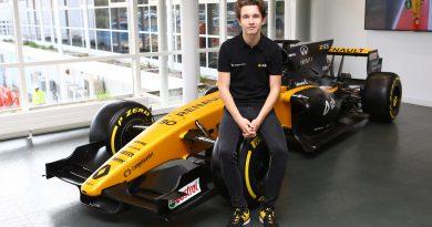 Christian Lundgaard skriver kontrakt med Renaults F1 Academy Program