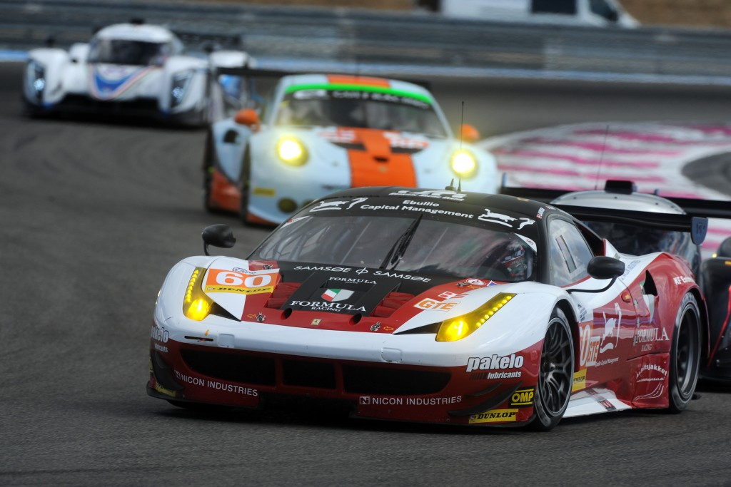 Formula Racing fortsætter med Ferrari i ELMS og i 2016 også med deltagelse til Le Mans. Teamet er tilknyttet ASK Hedeland