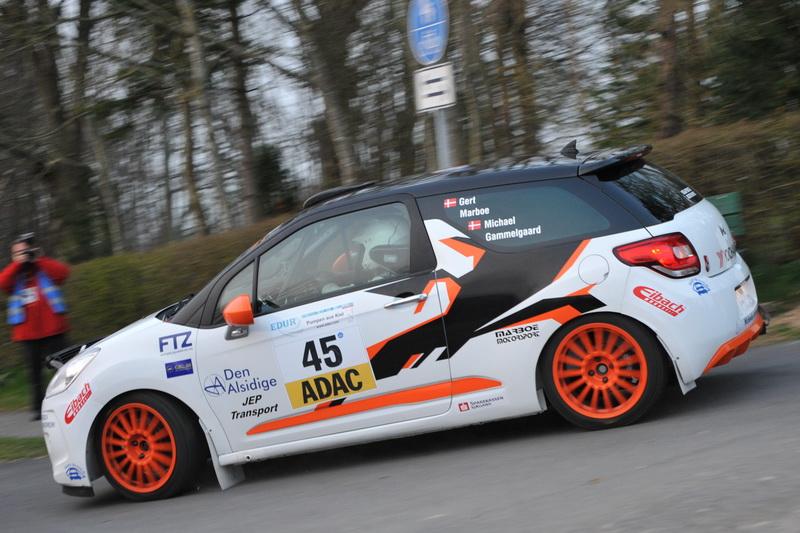 Rally - Gert Marboe