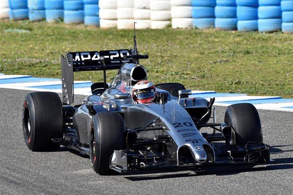 Kom og se Kevin Magnussens debut i F1 sammen med andre ASK medlemmer