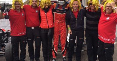Lundgaard suveræn Formel Ford-mester