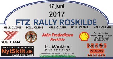 FTZ Hill Climb 2017